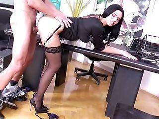 Crazy Pornographic Star Kira Queen In Exotic Brazilian, Matures Adult Scene