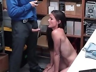 Nubile Sofie Gets Her Tunnel Of Love Drilled Hard By Horny Officer