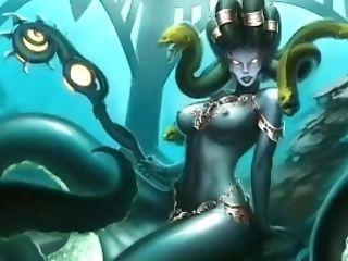 Warcraft Manga Porn Slideshow!