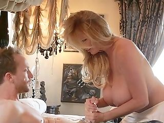 Buxomy Matures Cougar Wants More Dick
