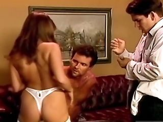 Retro Movie Of Trunk Greedy Wifey Alexis Devell And Two Horny Guys