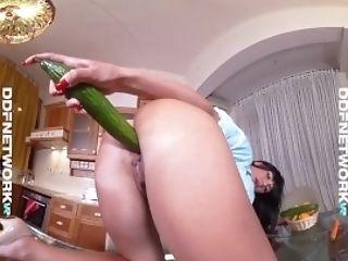 Ddfnetwork Vr - Valentina Ricci Fucks Herself For You In Vr