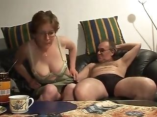 Old Duo Doing A Hot Hard And A Unique Style Of Face Fucking.