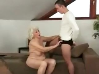 Fucking Suck Old Woman Very Granny