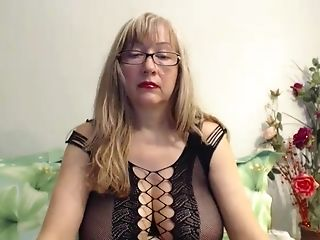 Hot Granny Is Not To Old To Masturbate, She Is Having Joy While Doing It