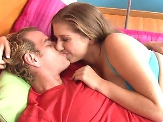 Alex Chance And Tiffany D'gore Get Fucked By A Dude And Then Fuck Him!