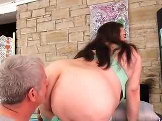 Bbw Darling Geisha Adored And Fingerblasted By An Old Masseuse