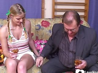 Hot Beauty Gets Shafted Hard By Her Fresh Bf