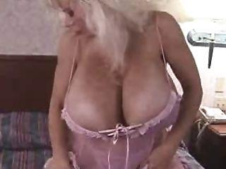 Big-chested Grand-ma
