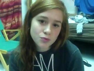Ginger-haired