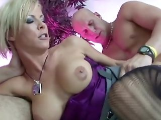 Fuck-stick Greedy Cougars Love Taking Dicks In Their Bums And Vags