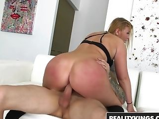 Realitykings - Monster Forms - Chris Strokes Melissa May - Melissa Got It All